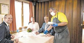 Regierungsrat und Luzerner Tourismus planen Massnahmen