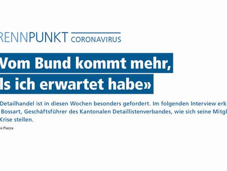 """""""Vom Bund kommt mehr, als ich erwartet habe"""""""