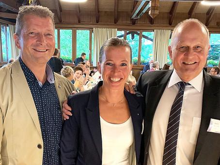 Rolf Bossart ist der neue DVL-Geschäftsführer