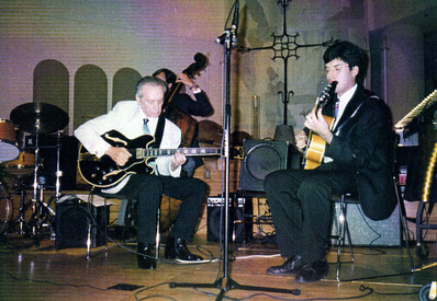 Accompanying Remo Palmier at the Tal Farlow Memorial Concert.jpeg