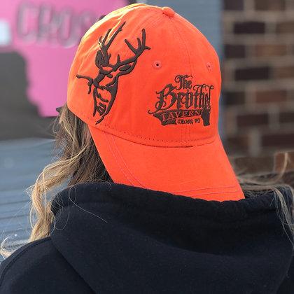 Embroidered Deer Cap