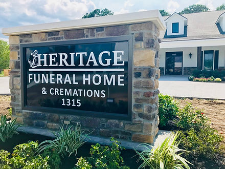 Heritage Funeral Home, Lake Charles
