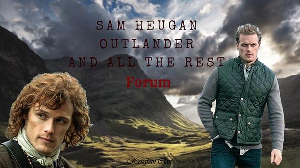 Forum|Sam Heughan Сэм Хьюен