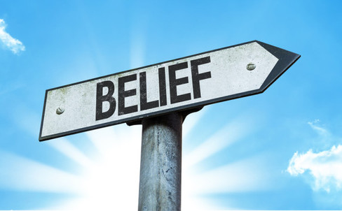 Belief Shapes Everything