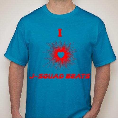 I LOVE J-SQUAD BEATS - GLASSICK