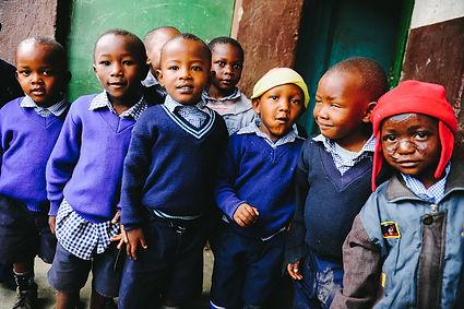 street-africa-smile-school-children-happ