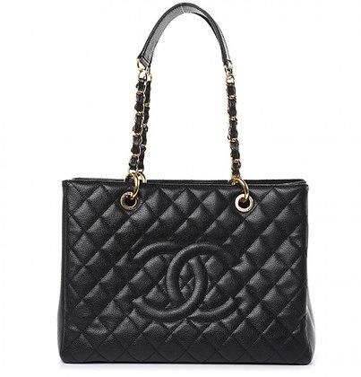 Chanel Caviar Quilted GST Handbag