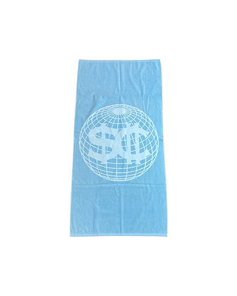Street Commerce Globe Towel