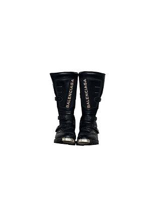 F/W12 Balenciaga Motor Cross Boots