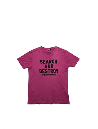 Hysteric Glamour 'Search and Destroy' T-Shirt