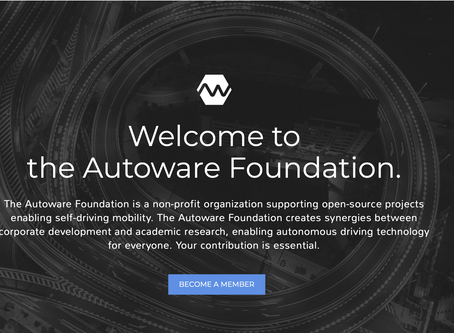 The Autoware Foundation welcomed 10 new members!
