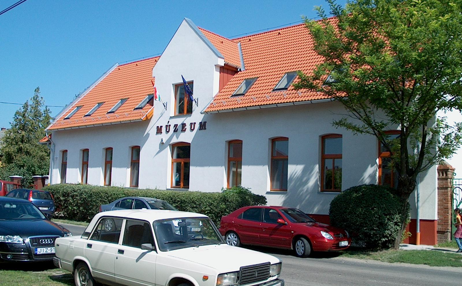 Tiszaföldvár, Tiszaugi Múzeum