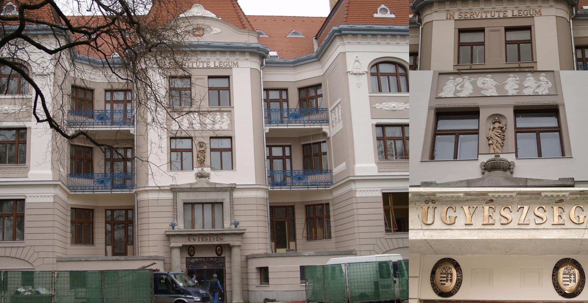 Szeged Megyei Főügyészség