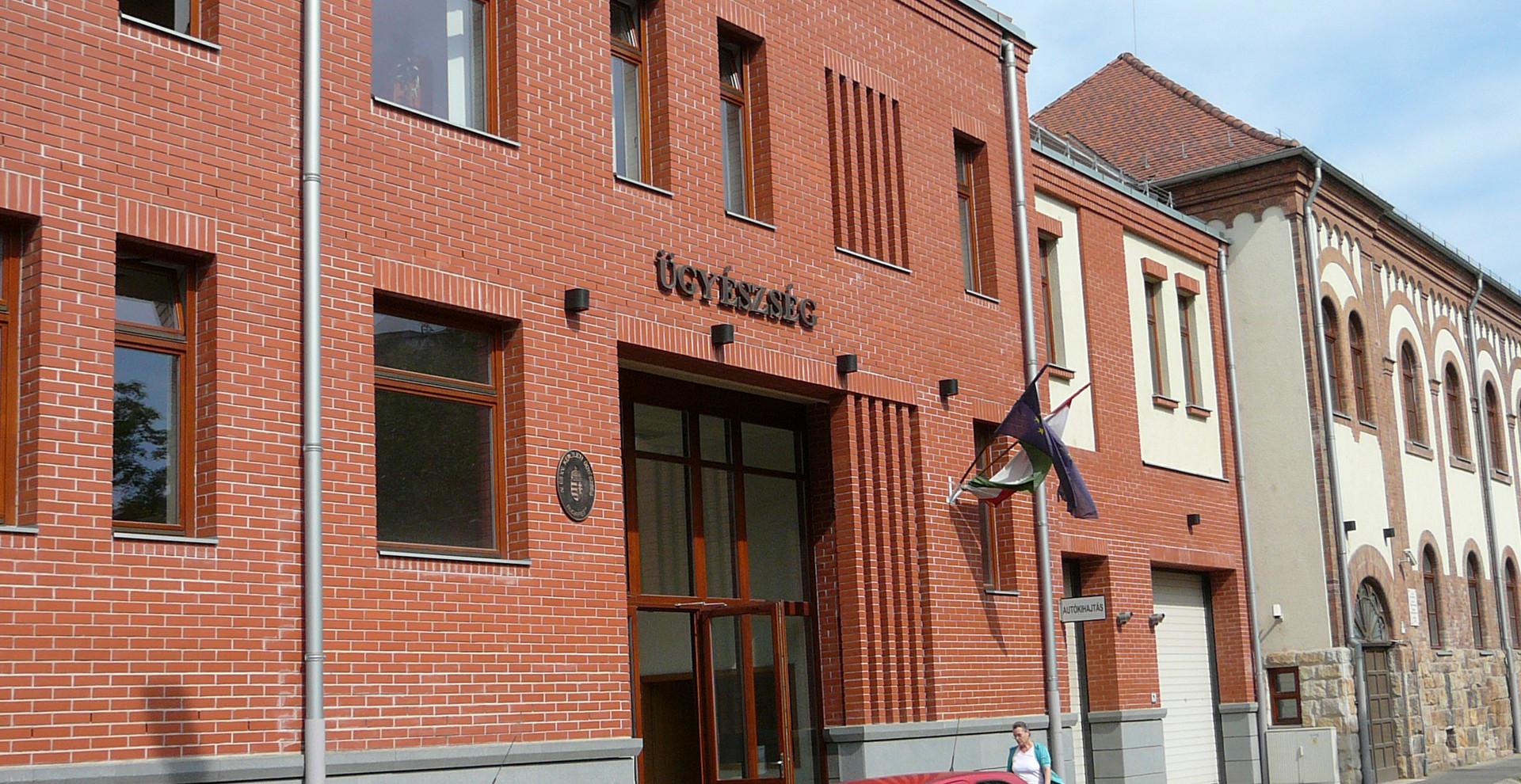 Budapest IV. és XV. Kerületi Ügyészség