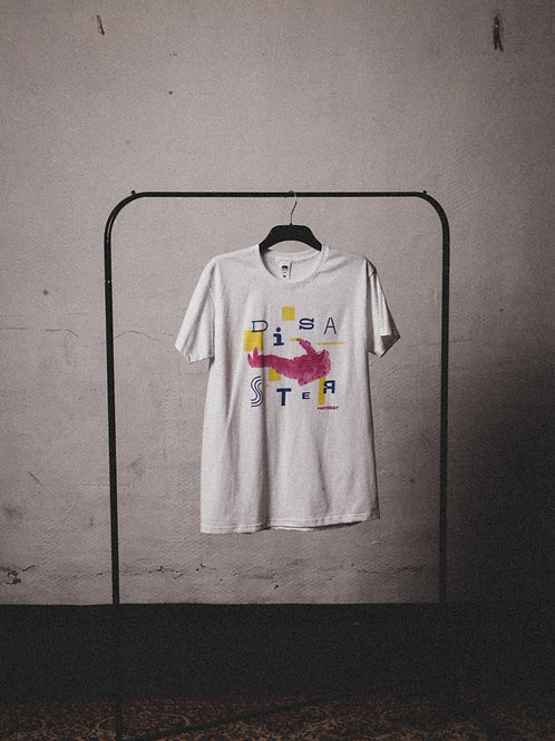 DISASTER T-SHIRT PINK MALE
