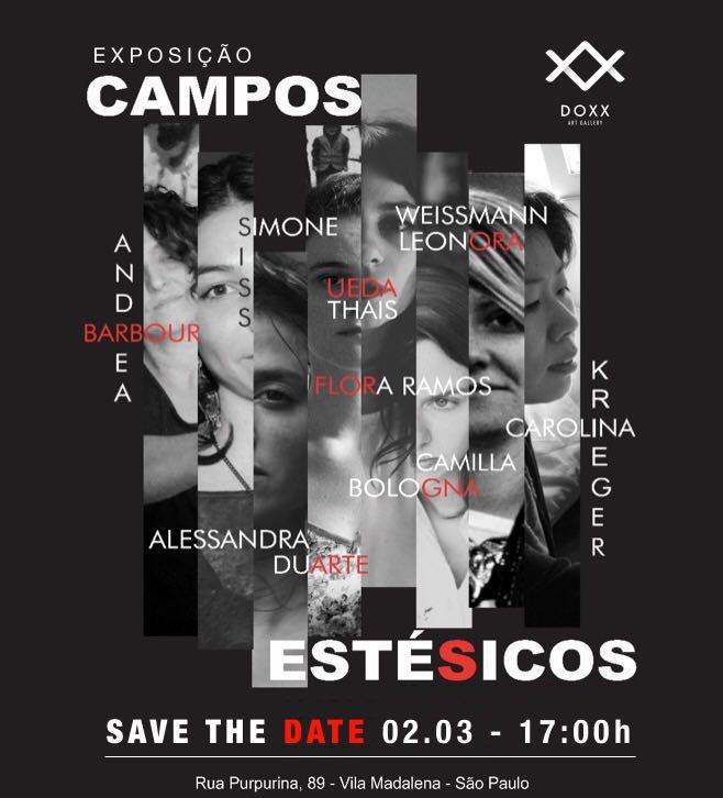 Convite Campos Estésicos