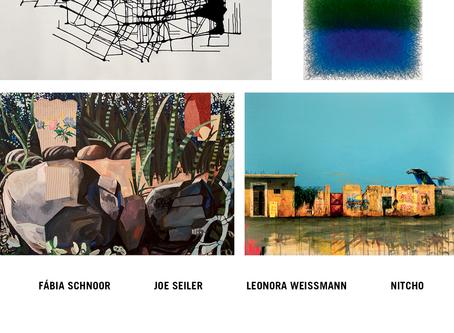 Art Rio ! Martha Pagy Escritório de Arte traz ao público na ArtRio 2017 uma seleção de obras de quat