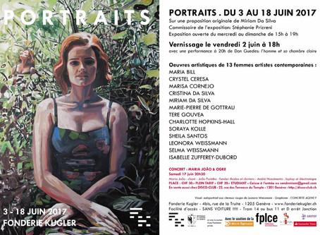Portraits - Genebra