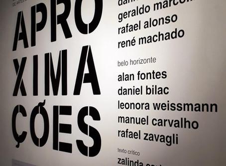Exposição Aproximações e Art Rio em Rio de Janeiro