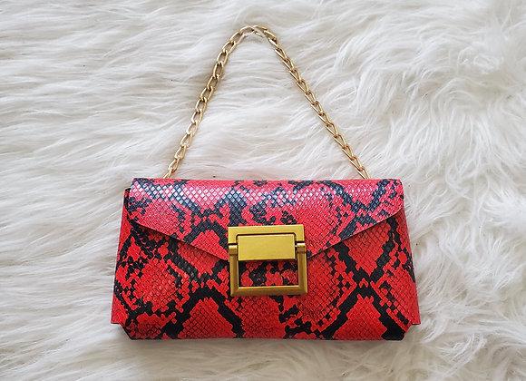 Fav Find! Trendy Waist & Body Bag - Red
