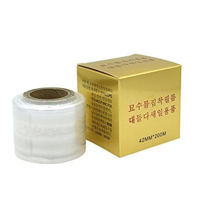 Brow Plastic Wrap, Microblading