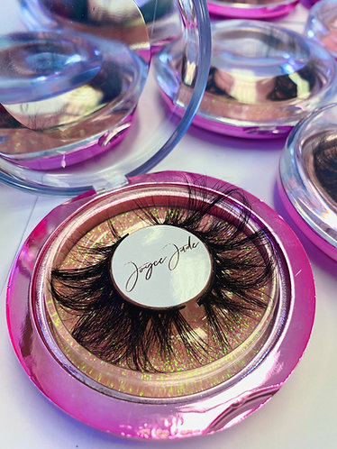 Joyce Jade Luxury Mink Fur Strip Lashes