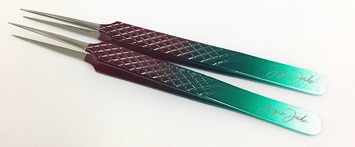 Joyce Jade, Holiday Ombré Straight Tweezer Set