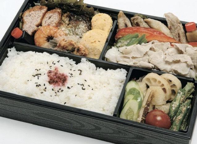 ~弁当~黒豚しゃぶしゃぶ和膳 1,600円
