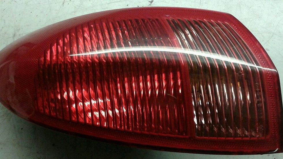 Alfa Romeo 147 5dr 2000-04 Rear light Outer Left Passenger side