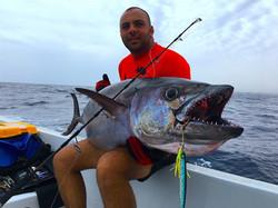 Monstr fish !