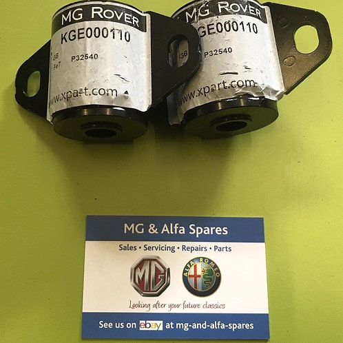 MG TF Front Subframe Mountings. Great Upgrade For MGF/Metro.KGE000110