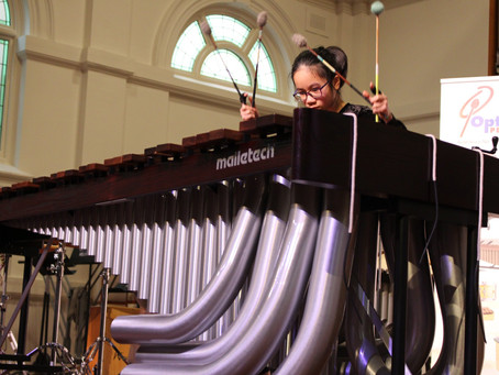 Achievements of Australian Percussion Academy students