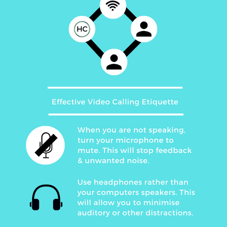 How to effectively use video calls