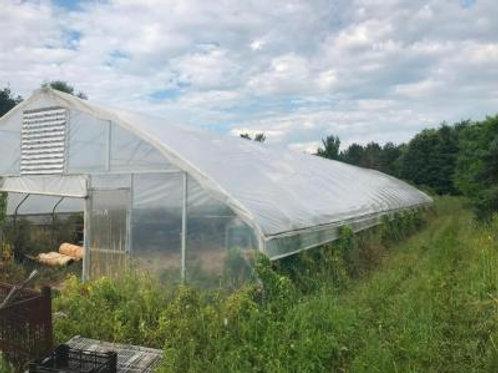 30x96 greenhouse