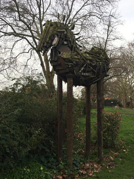 Skeleton Horse of Tottenham