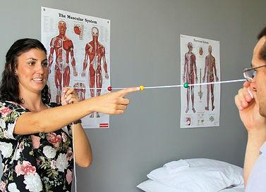 Neurological rehabilitation, spine, brain injury, concussion, rehabilitation, vertigo