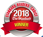 2018 Readers Choice Award Winner Best Ph