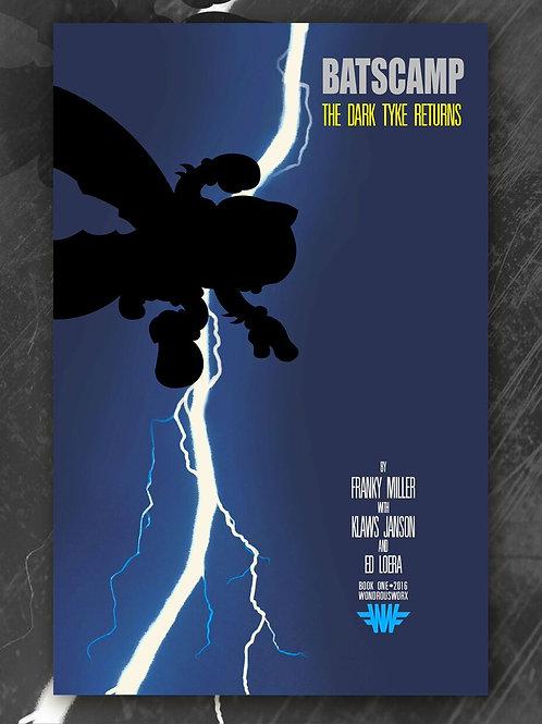 BatScamp, The Dark Tyke Returns - Scrappy Toon