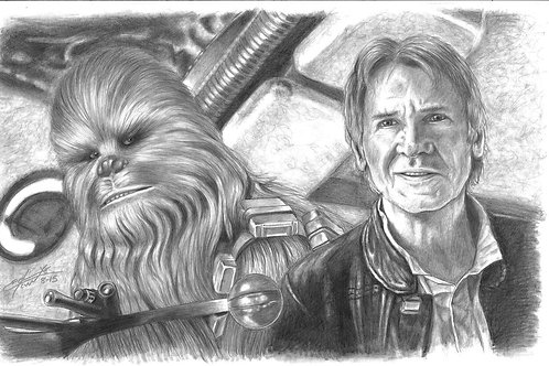 """""""Chewie, we're home"""""""