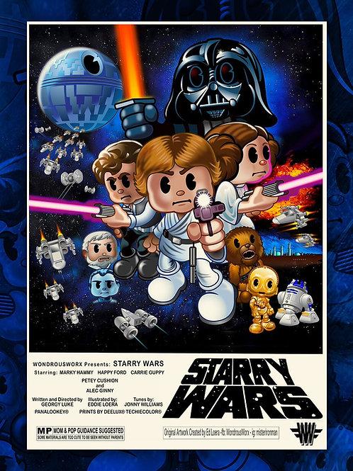 Starry Wars Scrappy Toon