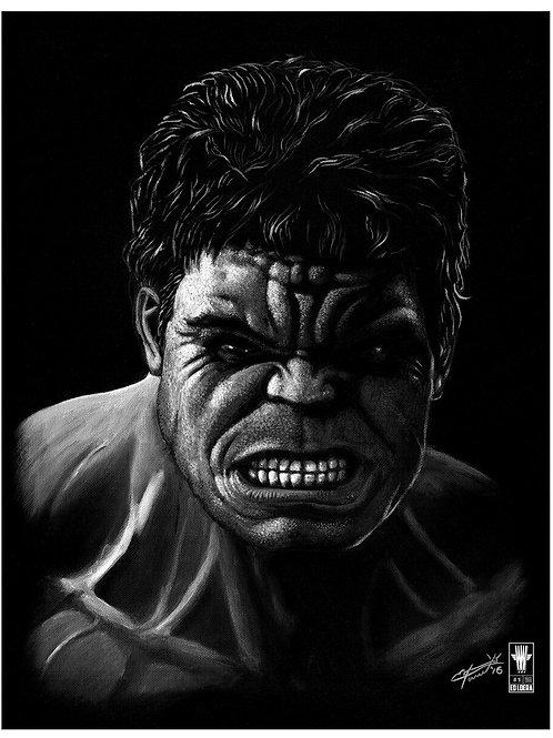 Hulk - Blax Series