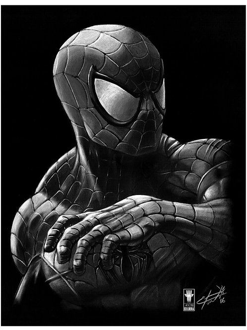 Spider-Man - Blax Series