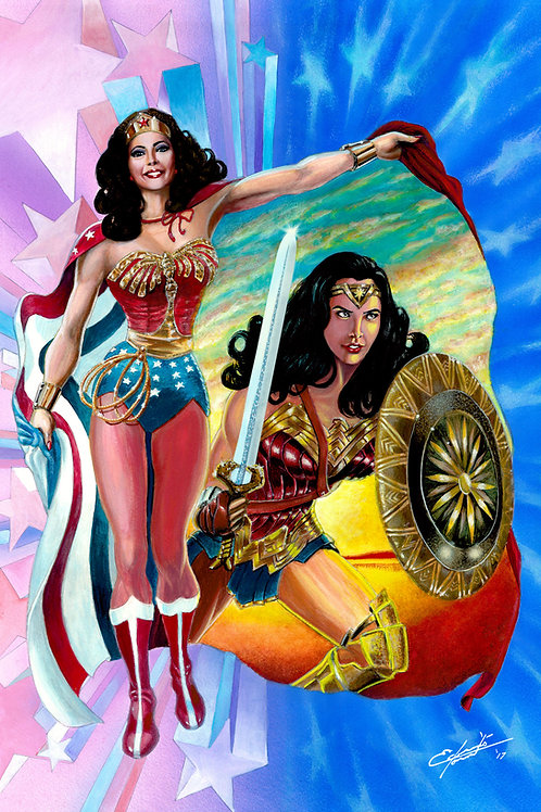 Wonder Womans- poster