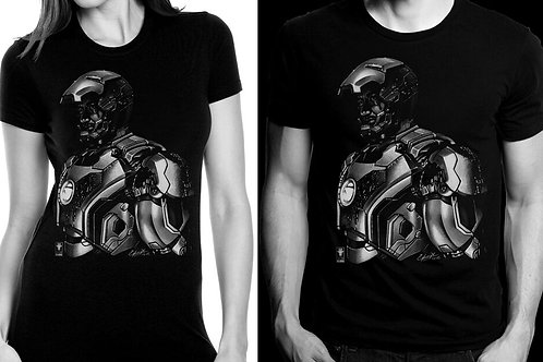 Ironman/Tony Stark - Blax Series T-shirt