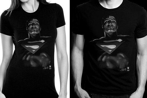Superman Blax Series T-shirt
