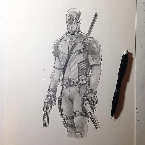 Deadpool- poster