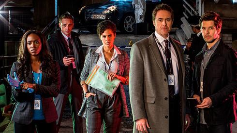 Suspects - season 5