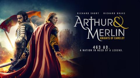 Arthur & Merlin: Knights of Camelot
