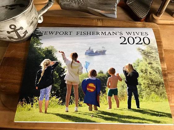 NFW's 2020 Calendar