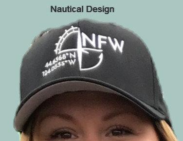 NFW's Hat Nautical Design